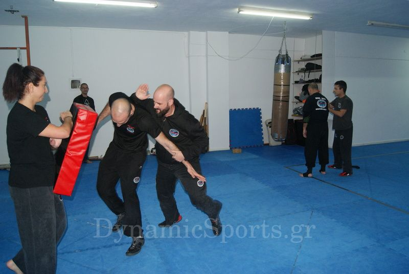 INTERNATIONAL KRAV MAGA ΕΛΛΑΔΑΣ
